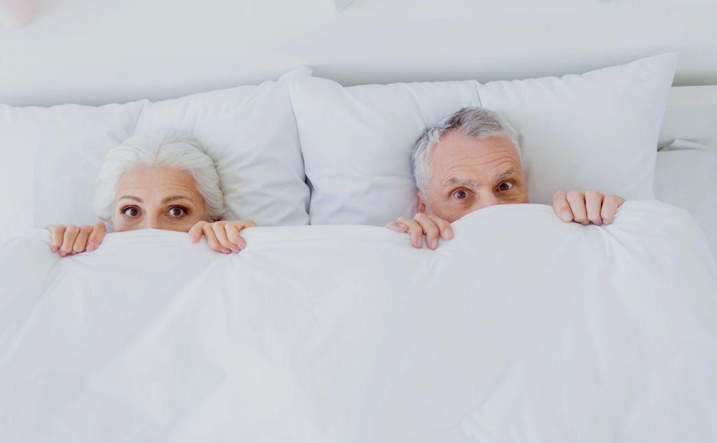 La sexualité des seniors, et si on en parlait !?